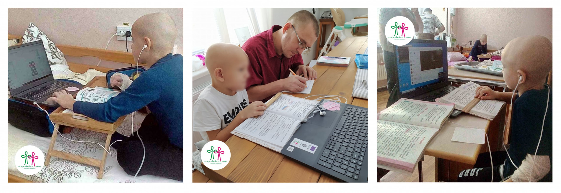 Enabling online education for young cancer patients in Moldova